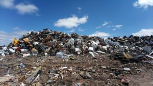 WEEE compliance is designed to keep electronic waste out of landfills